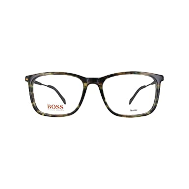 4bcca55846db BOSS ORANGE Full Rim Square Unisex Spectacle Frame - (BO 0307 PF3 5316