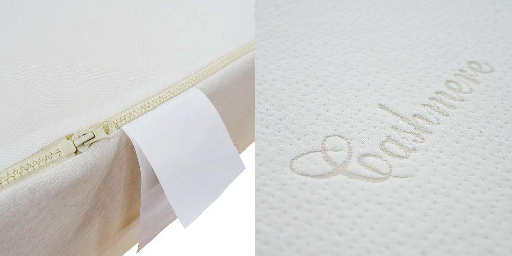Visco-Foam 10 Inch Memory Foam Mattress - 100% CertiPUR-US Certified Foam - 15-Year Warranty - Queen