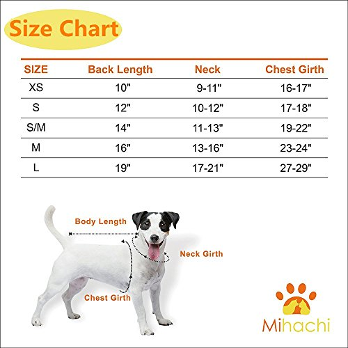 Picture of Mihachi Dog Sweater - Winter Coat Apparel Classic Cable Knit Clothes for Cold Winter,Dark Blue,SM