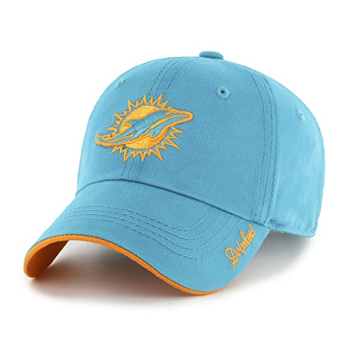 - NFL Miami Dolphins Women's Accolade OTS Challenger Adjustable Hat, Team Color, Women's