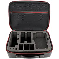Owill Waterproof Carry Storage Case Hard Cover Bag for DJI Mavic Air Quadcopter, Portable to Carry (Black)