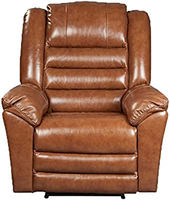 dc64dbed84c0 Amazon.com  Mega Motion Windermere PR-04 Leather Power Recliner with White  Glove Delivery  Kitchen   Dining