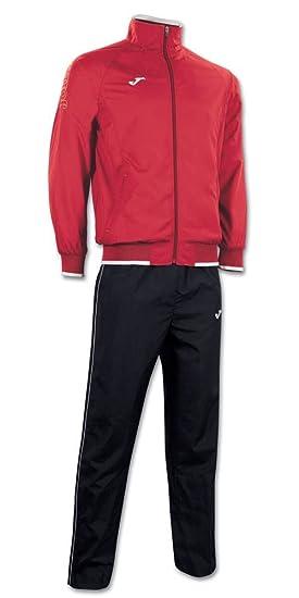 Joma - Tracksuit Campus, Color Rojo, Talla 14: Amazon.es: Deportes ...