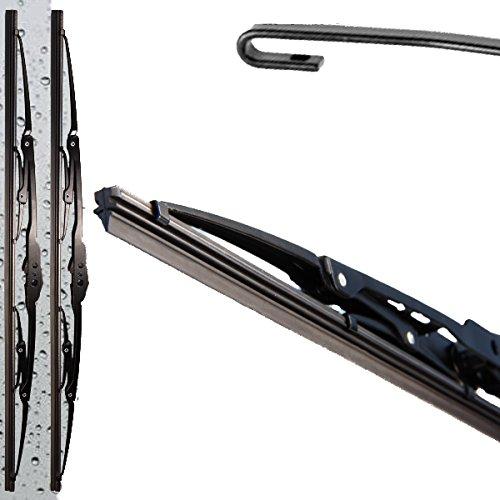 Flach Wischer Satz Set Premium Handycop HCL/® Classic 21 /& 22-2x Flex//Flat Scheibenwischer f/ür Berlingo Nur bis Facelift Baujahr 1996-2008