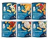 Gerber Graduates Lil Crunchies, Variety
