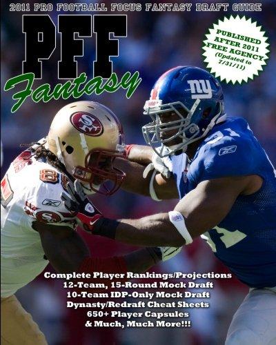 Read Online 2011 PFF Fantasy Draft Guide ebook