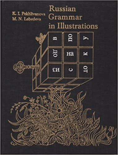 Amazon Russian Grammar In Illustrations Russian And English