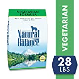 Natural Balance Vegetarian Formula Dry Dog Food, 2...
