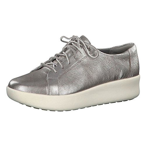 Oxfords Grey Silver Timberland Berlin Park 40 Women's qfnfISBxtX