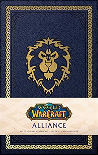 World Of Warcraft: Alliance Hardcover Ruled Journal por Insight Editions epub