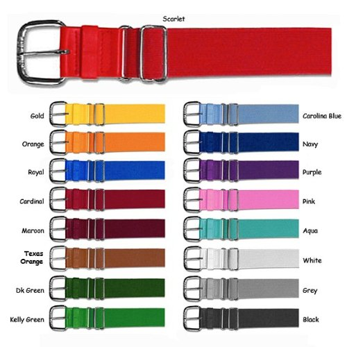 (Champion Sports Adult Baseball/Softball Uniform Belt)