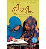 img - for Three Cups of Tea: One Man's Journey to Change the World... One Child at a Time (Hardback) - Common book / textbook / text book