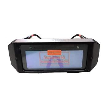 Gafas De Soldador De La Protección De La Oscurecimiento Auto De La Máscara De La Soldadura