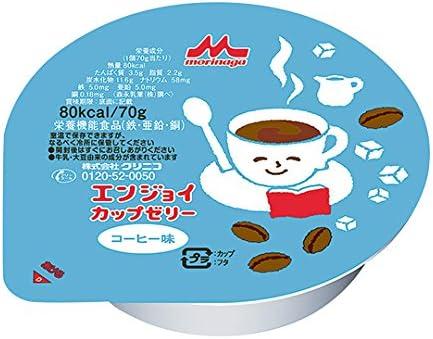 クリニコ エンジョイカップゼリー (栄養補助食品) コーヒー味 24個入