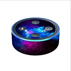 Skin Decal Vinyl Wrap for Amazon Echo Dot 2 (2nd generation) / Galaxy Space Gasses from itsaskin