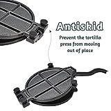 ARC, 0027, 10 inch Cast Iron Tortilla Press, Press