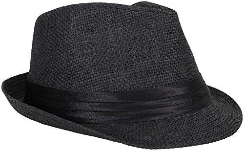 267df023 AshopZ Women Men Summer Double Colors Straw Fedora Hat w/ Rasta Band