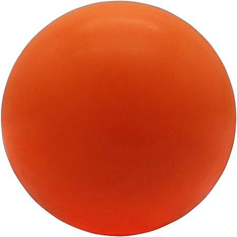 Pelota de perro indestructible, pelota de goma natural para buscar ...