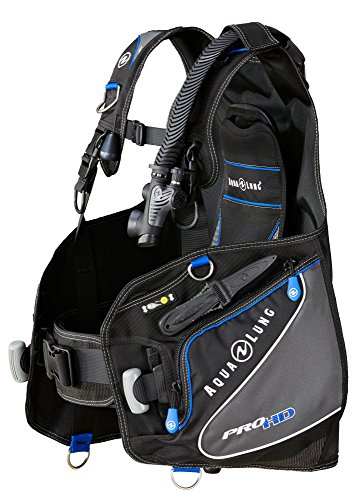 Aqualung Pro Hd Weight Integrated Bcd  Large
