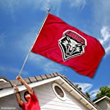 New Mexico Lobos UNM University Large College Flag
