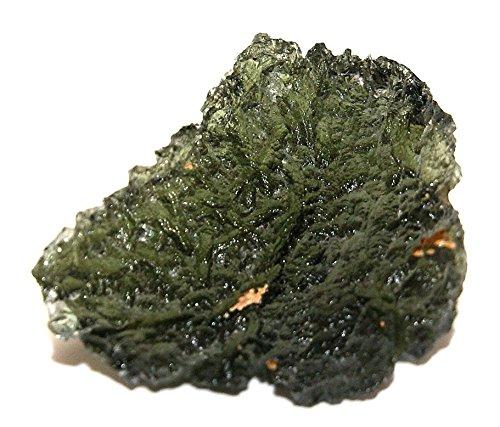Besednice Moldavite Specimen 11.0 Grams MOLD17SBES04