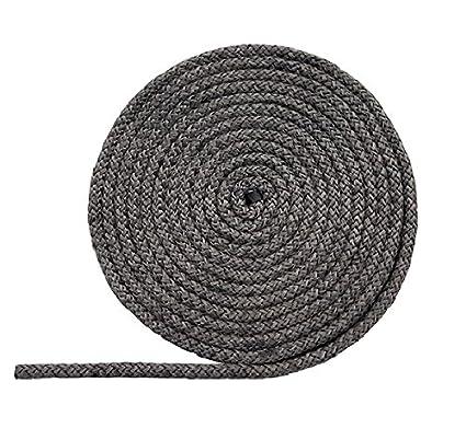 Pyrojoints 401, cuerda de cable para estufas negro; 3 mm Ø, por metro