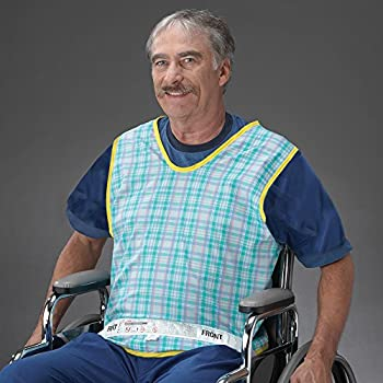 Posey 3050M Safety Vest, Poly/Cotton, Medium