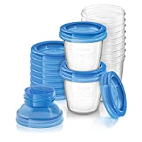 Breast Milk Storage Containers