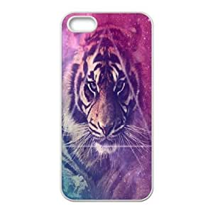 Tiger Customized Cover Case for Iphone 5,5S,custom phone case ygtg539088