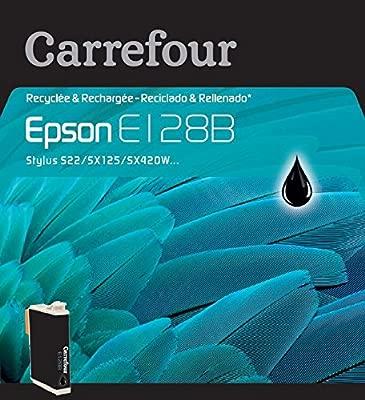 Carrefour CFE128B Negro cartucho de tinta - Cartucho de ...