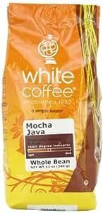 White Coffee Mocha Java (Whole Bean), 12-Ounce (Pack of 3)