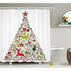 Merry Christmas Themed House Decor