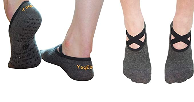 Yoga Grip Socks for Women (1): Amazon.es: Ropa y accesorios