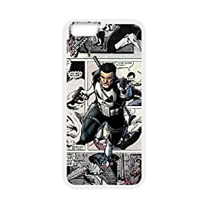 Marvel comic iPhone 6 4.7 Inch Cell Phone Case White SH6141505