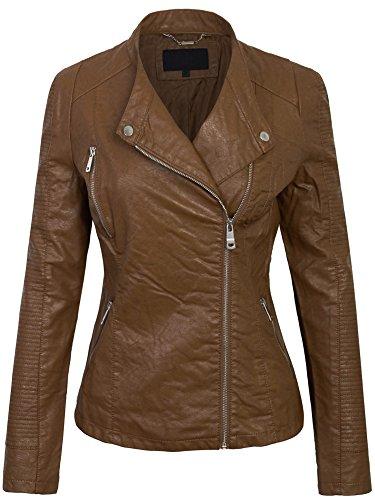 Yellow Leather Jacket - 9