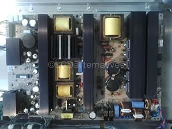 repair kit lg 50pc3d plasma tv capacitors not the entire board industrial. Black Bedroom Furniture Sets. Home Design Ideas