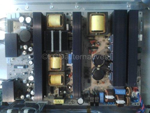LCDalternatives Repair Kit, LG 50PC3D, Plasma TV, Capacitors, Not The Entire Board