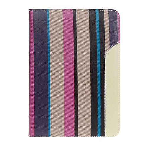 TOOPOOT(TM) Luxury Ultra Thin Leather Skin Case Stand Flip Cover for iPad 6 Air 2