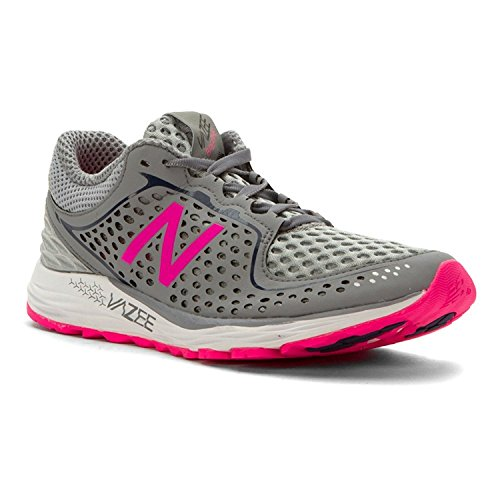 New Balance Womens Vazee Running Shoe-Breathe Pack Fashion Sneaker, Grau, 40 W EU/6.5 W UK