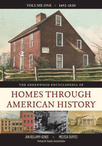 The Greenwood Encyclopedia of Homes through American History [4 volumes] (v. 1-4) by Olivia Graf - Greenwood Mall Stores