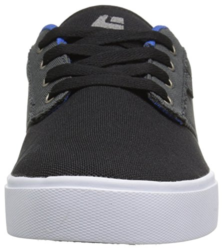 Etnies Black Royal Jameson Eco Shoe Men's Dark Textile Skateboard Grey 2 0pv0w