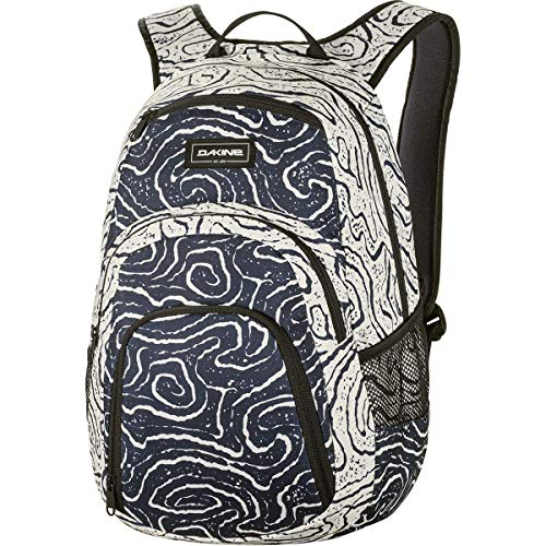 Dakine Unisex Campus Backpack 25L Lava Tubes One Size