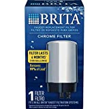 Brita On Tap Faucet Water Filter System Replacement Filters, Chrome, 1 Count - 642617CDN3