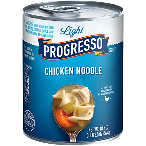 Progresso Low Fat Light Chicken Noodle Soup 18.5 oz Can