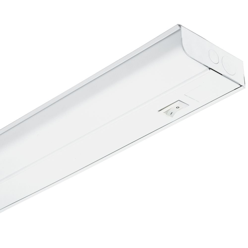 Lithonia Lighting UC8 25 120 SWR M6 1-Light White T8 Fluorescent Under Cabinet 3-Feet - Under Counter Fixtures - Amazon.com  sc 1 st  Amazon.com & Lithonia Lighting UC8 25 120 SWR M6 1-Light White T8 Fluorescent ...