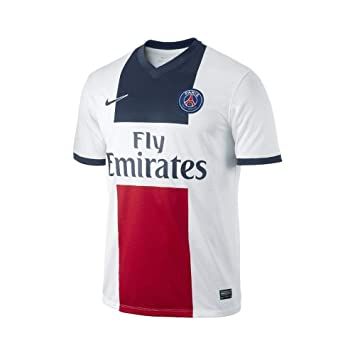 innovative design 48496 79f8a Amazon.com: NIKE PSG Away Jersey 2013/2014 - XL: Home & Kitchen