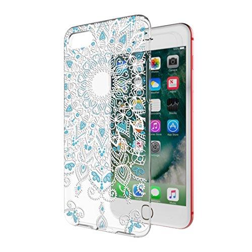 MTT Designer Printed Soft Jelly Back case Cover for Apple iPhone 8   7  Design D2