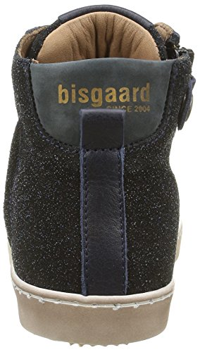 Bisgaard Unisex-Kinder 31807216 Low-Top Blau - Bleu (610 Blue)