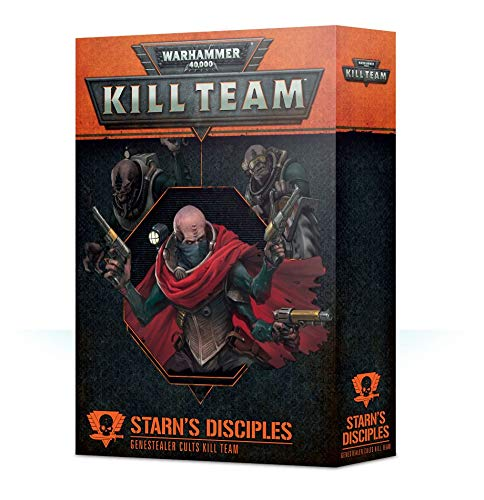 Warhammer 40K: Kill Team Starn`s Disciples