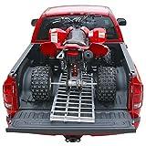 "Black Widow IBF-9550 Aluminum 7' 11"" Bi-Fold ATV"